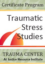 Image of2017-2018 Certificate Program in Traumatic Stress Studies