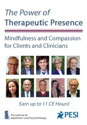 The Power of Therapeutic Presence