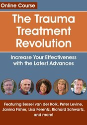 Image of The Trauma Treatment Revolution: Increase Your Effectiveness with the