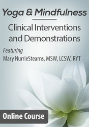 Image ofYoga & Mindfulness: Clinical Interventions and Demonstrations