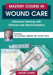 Image of Mastery Course in Wound Care: Intensive Training with Clinical Lab Dem