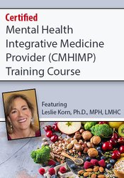 Image of Certified Mental Health Integrative Medicine Provider (CMHIMP) Trainin