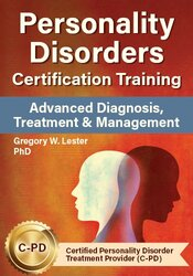 Personality Disorders Certification Training