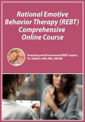Image of Rational Emotive Behavior Therapy (REBT) Comprehensive Online Course