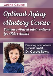 Image of Certificate Course in Optimal Aging: Evidence-Based Interventions for