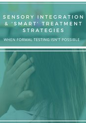 Image of Sensory Integration & 'Smart' Treatment Strategies: When Formal Testin