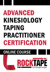 RockTape's Advanced Kinesiology Taping Certification Course
