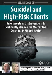 Suicidal and High-Risk Clients