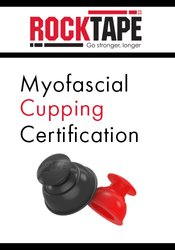 Image of RockTape Myofascial Cupping Online Certification Course