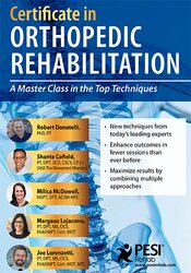 Certificate in Orthopedic Rehabilitation