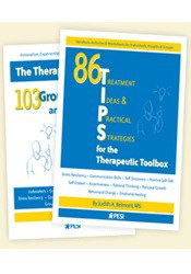 86 TIPS for the Therapeutic Toolbox & 103 Group Activities and TIPS