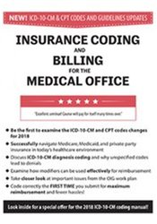 Insurance Coding and Billing for the Medical Office: 2019