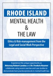 Rhode Island Mental Health & The Law