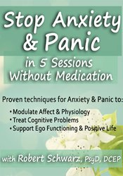 Stop Anxiety & Panic in 5 Sessions Without Medication
