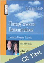 Therapy Sessions - Demonstrations presented by The Gottman Relationship Institute