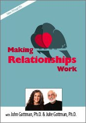 Making Relationships Work with John Gottman, Ph.D. & Julie Schwartz Gottman, Ph.D.
