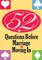 52 Questions Before Marriage or Moving In