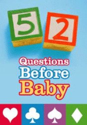 52 Questions Before Baby Cards