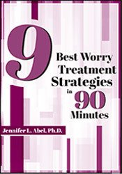 9 Best Worry Treatment Strategies in 90 Minutes