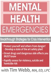 Mental Health Emergencies: Breakthrough Strategies for Crisis Intervention