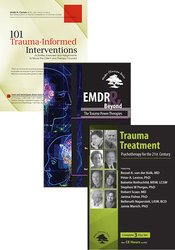 Trauma Treatment: Psychotherapy for the 21st Century + EMDR & Beyond: The Trauma Power Therapies + Workbook