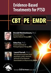 Evidence-Based Treatments for PTSD: CBT, Prolonged Exposure Therapy (PE) & EMDR