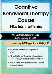 Cognitive Behavioral Therapy Course: 3-day Intensive Training