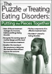 The Puzzle of Treating Eating Disorders: Putting the Pieces Together