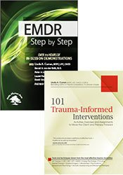 Linda Curran Bundle: EMDR DVD + 101 Trauma Book