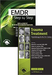 EMDR: Step by Step + 3-Part Set Trauma Treatment DVD