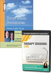 Gottman Therapy Sessions – Both Sets (10 DVDs)