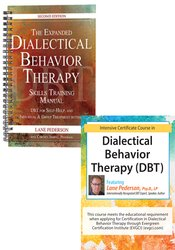 Dialectical Behavior Therapy Bundle: Seminar Recording + Book