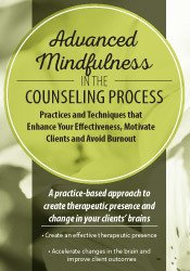 Advanced Mindfulness in the Counseling Process