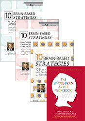 30 Brain-Based Strategies & Whole-Brain Child Workbook Bundle