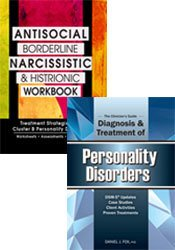 Personality Disorders: Antisocial, Borderline, Narcissistic and Histrionic Book Bundle