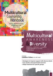 Multicultural Counseling: Strategies to Improve Client Rapport DVD and Book Bundle