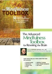 Advanced Mindfulness Toolbox for Rewiring the Brain: Intensive Mindfulness Training for Anxiety, Depression, Pain, PTSD, and Stress-Related Symptoms