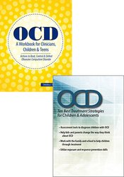 OCD: Treating Children and Adolescents Workbook + DVD Package