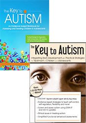 The Key to Autism Workbook and DVD Package