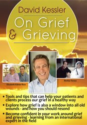 David Kessler On Grief & Grieving