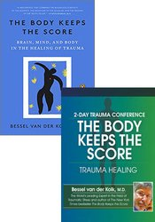 The Body Keeps Score: Seminar + Book Bundle (paperback) with Bessel van der Kolk, M.D.