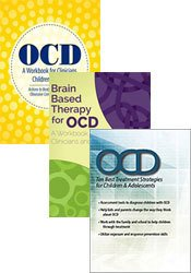 OCD: 2 Workbooks + Ten Best Treatment Strategies for Kids Seminar