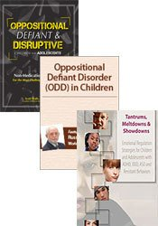 ODD Workbook + 2 Seminars:  ODD in Kids with Dr. Russ Barkley & Tantrums, Meltdowns & Showdowns