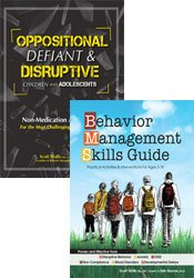 Oppositional, Defiant & Disruptive Children and Adolescents + Behavior Management Skills Guide Book Bundle