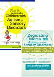 Hands-On Activities for Children with Autism and Sensory Disorders Book & DVD Bundle