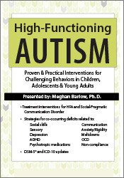 High Functioning Autism: