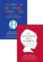 No-Drama Discipline Workbook + Whole-Brain Child Workbook Bundle