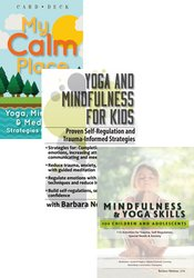 Yoga and Mindfulness for Children & Adolescents Seminar Recording + Book + Card Deck