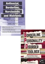 Borderline Personality Disorder Toolbox + Antisocial, Borderline, Narcissistic and Histrionic Seminar Recording