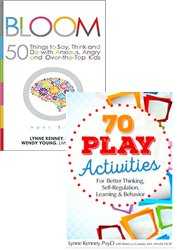 Lynne Kenney's Play Therapy Book Bundle